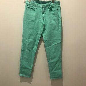 Gap Seafoam Jeans